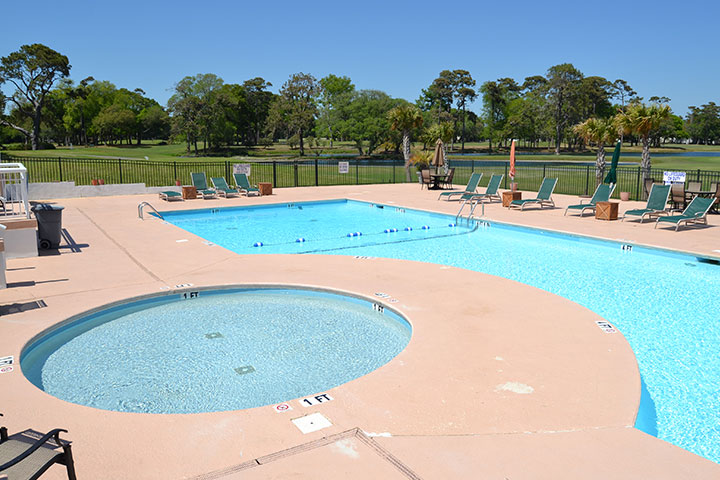 Surf Club Pool